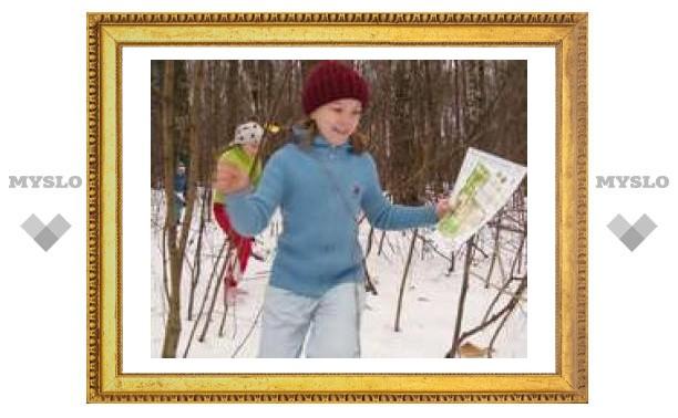 В Центральном парке девчонки побили мальчишек