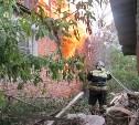 На пожаре в Венёве погиб человек