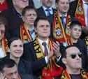 Владимир Груздев может прийти поболеть за тульский «Арсенал»