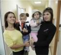 В Туле открыли новое инфекционное отделение для детей