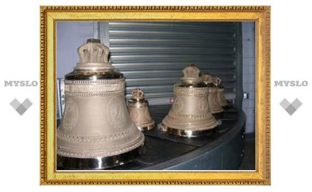 Екатеринбургские таможенники помешали контрабанде церковных колоколов