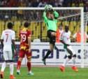 «Локомотив» выиграл у «Арсенала» со счётом 2:0