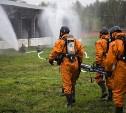 Тульские спасатели провели учения на предприятии «Щекиноазот»
