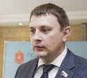 Зампредом Тульской областной Думы стал Александр Рем
