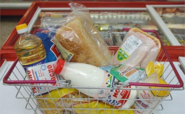 В России могут ввести продуктовые карты для малоимущих