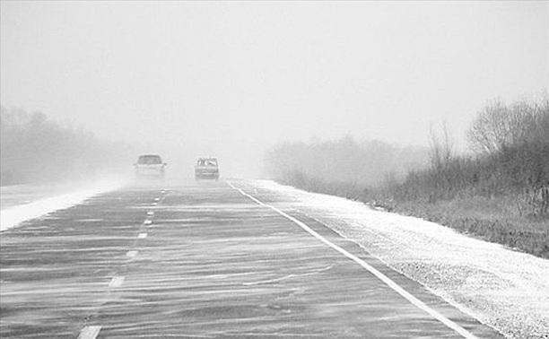 ГИБДД предупреждает: ожидается ухудшение дорожных условий