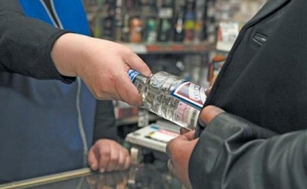 Заведующая магазином в Ленинском районе пыталась подкупить полицейского