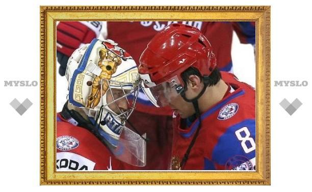 Сборная России по хоккею узнала соперников на ЧМ-2012