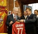 Мэр Москвы Сергей Собянин посетил Тульский кремль