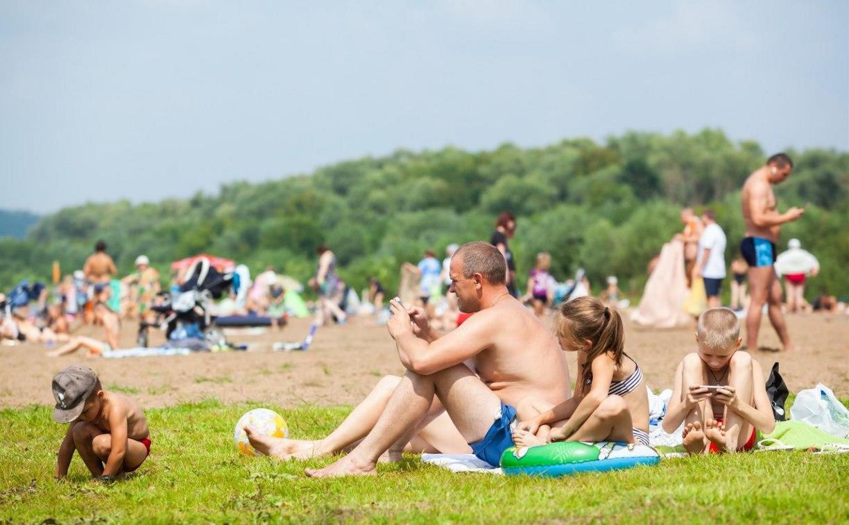 МЧС предупреждает: на Тулу надвигается сильная жара