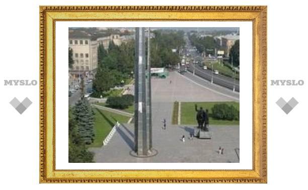 На проспекте Ленина появится разметка