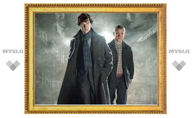 Современный Шерлок Холмс вернется на ТВ 1 января