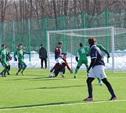 В Туле определились финалисты футбольного турнира «Снеговик»