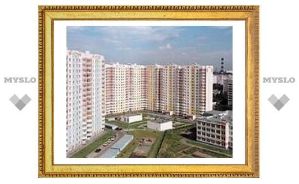 В Туле построят новый микрорайон