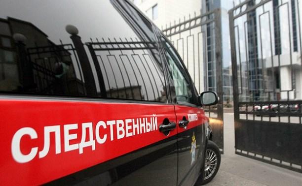 В одном из домов Алексина обнаружено три трупа
