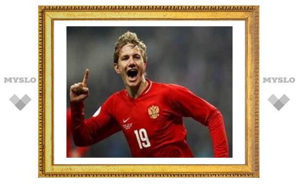 Четверо россиян попали в символическую сборную Евро-08