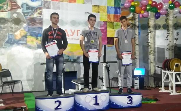 В Туле прошел чемпионат по классическому жиму лежа