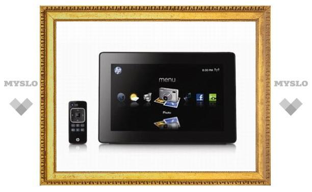Hewlett Packard выпустил интернет-планшет