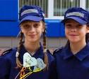 По Новомосковску проехал «Вагончик безопасности»