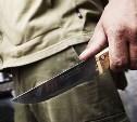 Неизвестный напал с ножом на тулячку на улице Лейтейзена