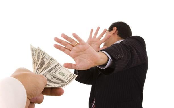 На борьбу с коррупцией чиновники запросили 11 миллионов рублей