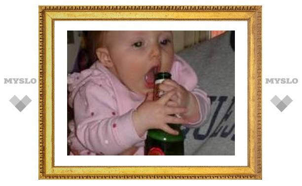 В Британии алкоголиками становятся 12-летние дети