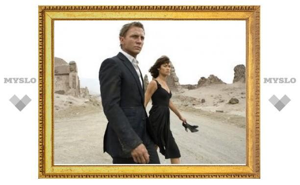 Новому фильму об агенте 007 дали официальное название