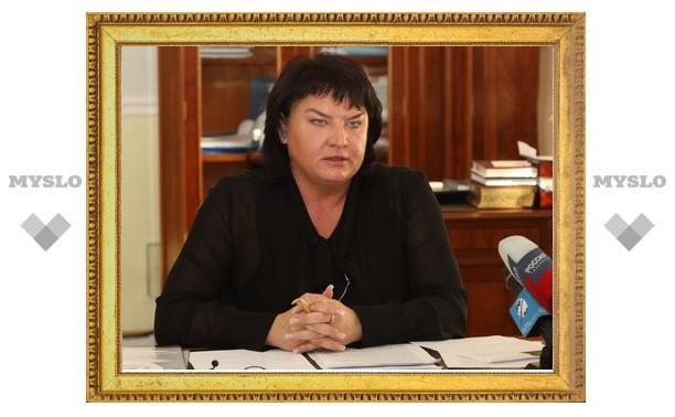 Алиса Толкачева не пустила депутатов на пресс-конференцию