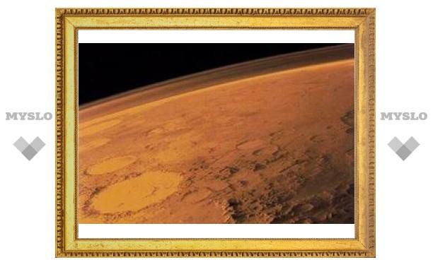 Метан лишил Марс шансов на обитаемость