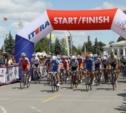 Проколотое колесо помешало туляку победить в групповой гонке юниоров