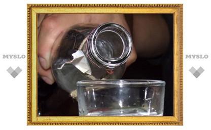 На продавцов паленой водки завели уголовное дело