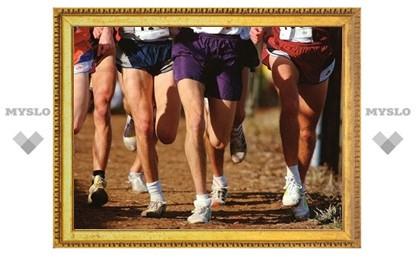 Тульские легкоатлеты завоевали 13 медалей