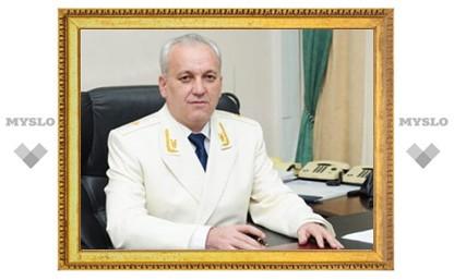Прокурора Подмосковья временно отстранили от должности
