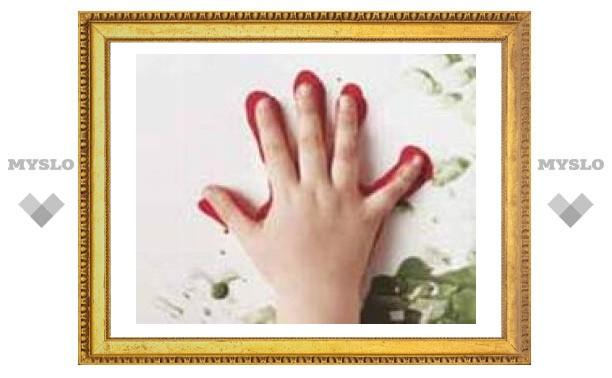 В Туле проходит выставка детских рисунков