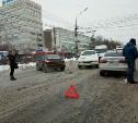 В Туле ДТП на проспекте Ленина парализовало движение транспорта