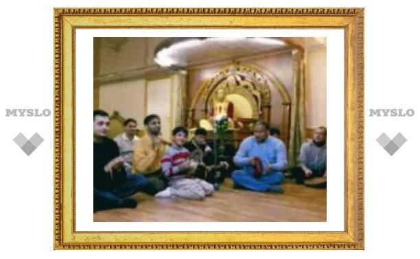 Московские индуисты выразили почтение Шиве и помолились за Гребенщикова