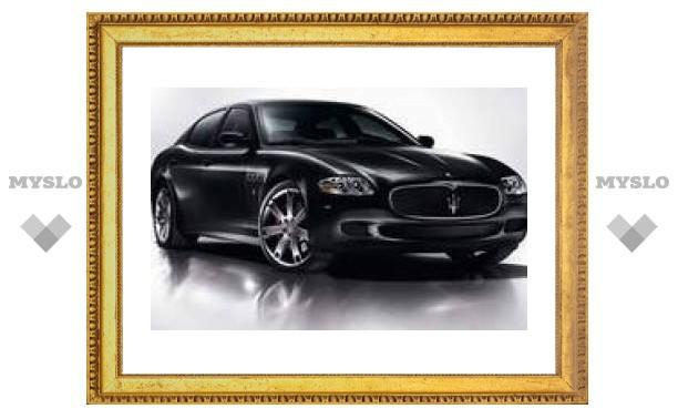 Maserati разработала новый спорт-пакет для Quattroporte