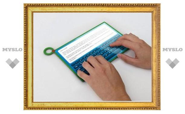 Стодолларовый детский ноутбук превратился в планшет