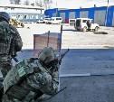 В Туле штурмовая группа ОМОН задержала условных вооруженных преступников