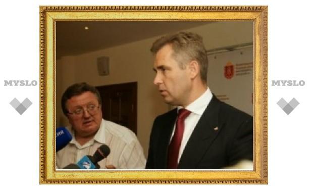 Тулу посетил Павел Астахов