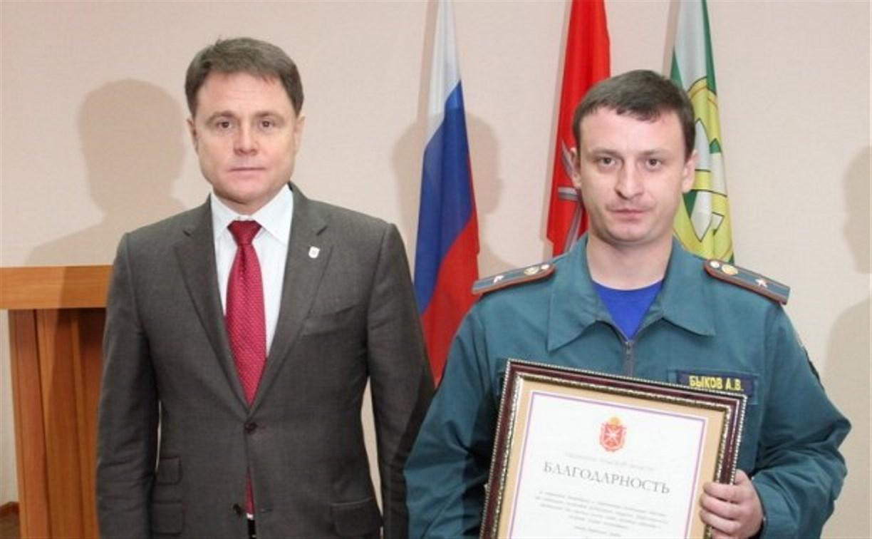 Губернатор поблагодарил участников ликвидации последствий ДТП с автобусом «Москва-Ереван»