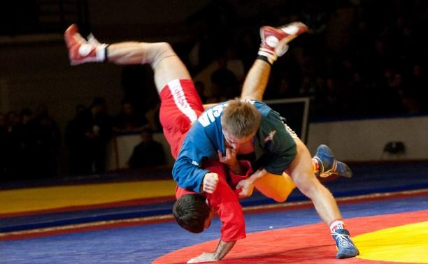 Тульские самбисты завоевали серебро на международном турнире «Победа»