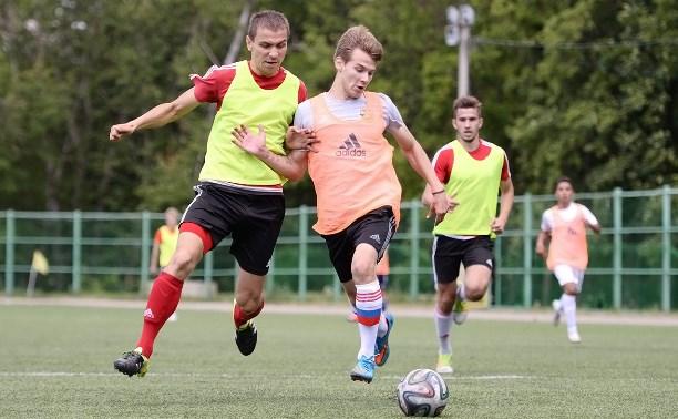 Молодёжный и дублирующий составы «Арсенала» провели спарринг