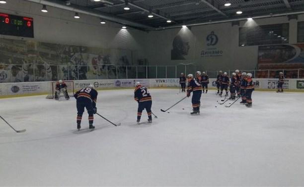 Хоккеисты из «Тропика» подали заявку на участие в открытом чемпионате Москвы