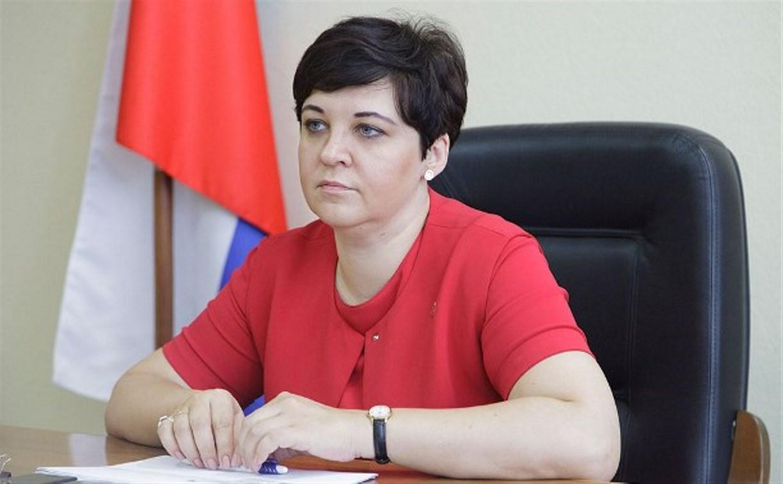 Оксана Осташко: «Во вторую смену будут учиться дети в 10 тульских школах»
