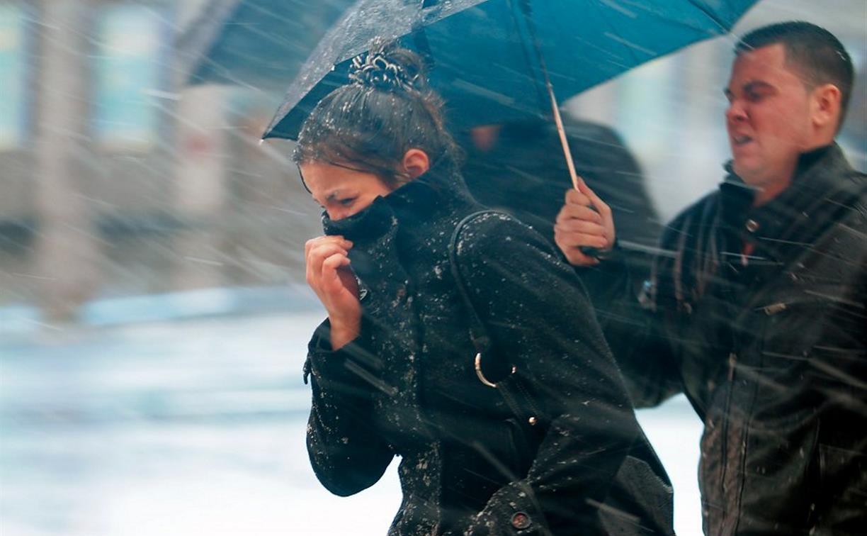 Погода в Туле 2 апреля: снег с дождём и до +10 градусов