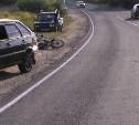 Под Щёкино водитель «Лады» столкнулся с мопедом