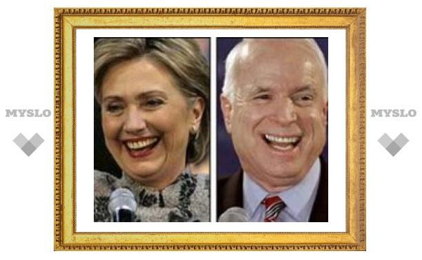 Республиканец Джон Маккейн может победить на президентских выборах