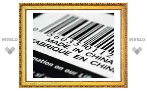 Двадцать процентов китайских товаров оказались некачественными