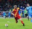 Форвард канониров Сергей Маслов номинирован на звание «Лучший игрок апреля»